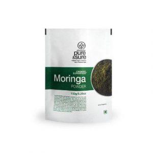 Pure&Sure Moringa Powder on ecomauritius.mu