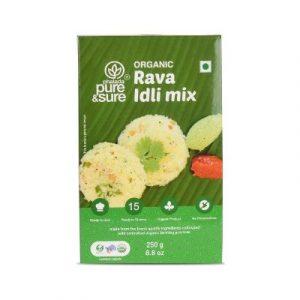 Pure&Sure Rava Idli Mix on ecomauritius.mu