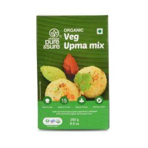 Pure&Sure Veg Upma on ecomauritius.mu