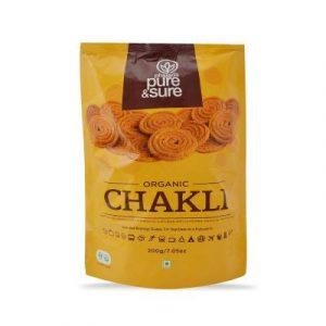 Pure&Sure Chakli on ecomauritius.mu