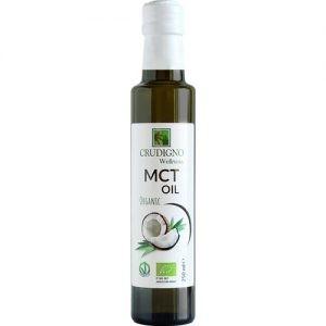 Crudigno MCT coconut oil on ecomauritius.mu